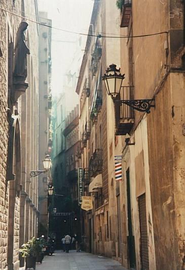 Internet Cafe Barcelona Barri Gotic